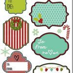 gift tags - DIY Crafts beautiful, recycled, tutorials, home decorating, seasonal & cooking - 1