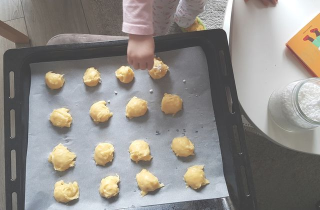 [Food] Ma recette inratable de chouquettes!