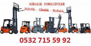 Gültepe Kiralık Forklift Kiralama 0532 715 59 92
