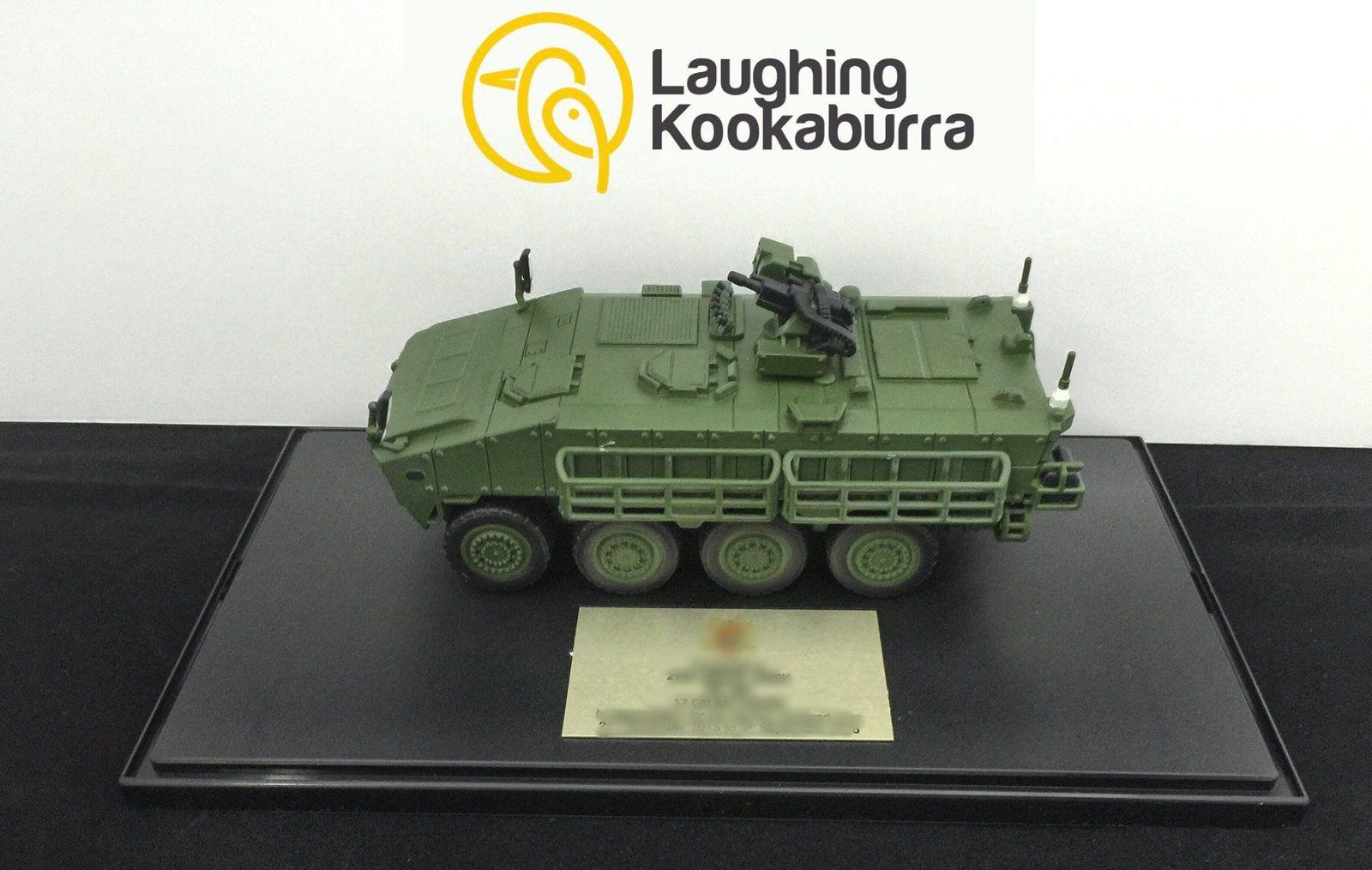 Véhicule blindé d'infanterie TERREX AV-81 (1/48 -  Laughing Kookaburra)