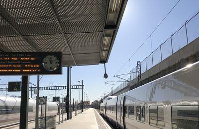 Mon expérience avec la Renfe SNCF Voyager entre la France et l'Espagne facilement à grande vitesse