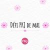 Défi PKJ mai 19