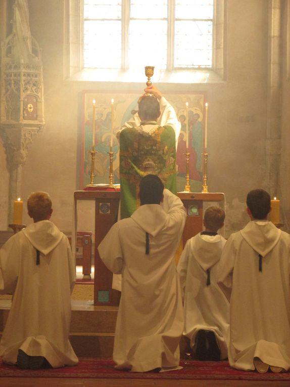 Messe du 9 juillet 2018