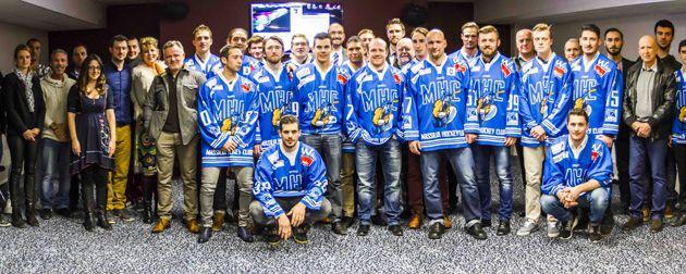Soirée des partenaires Massilia Hockey Club