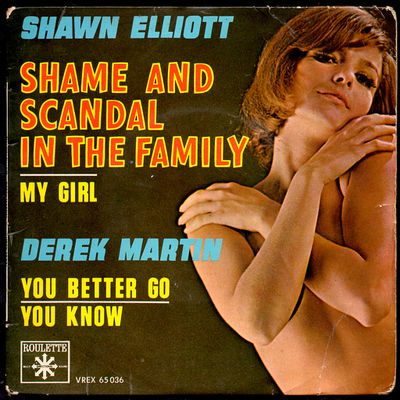 shawn elliott - shame and scandal in the family - 1964