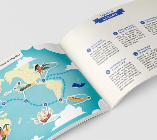 Coffret Navigateurs : Marco Polo, Christophe Colomb, Magellan, Quelle Histoire, 2015