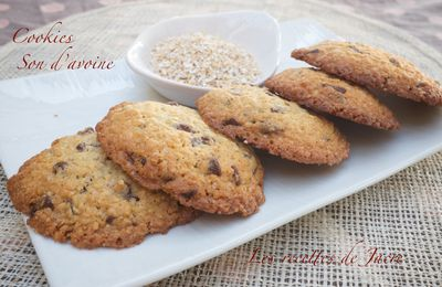 Cookies au son d'avoine