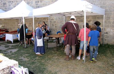 Château Gaillard, jeux médiévaux