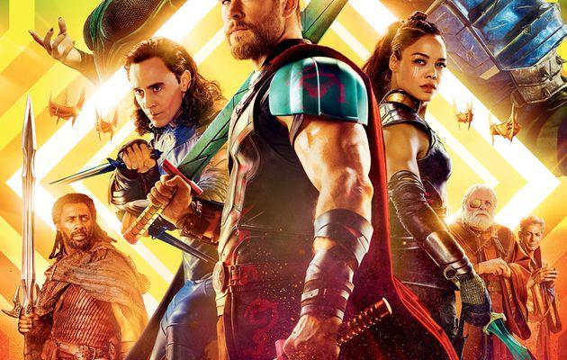 J'ai vu ! #323 : Thor 3 Ragnarok