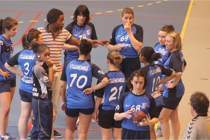 SF2 VHB vs IVRY (Excellence Régionale - 26.05.2012)