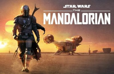 STAR WARS: THE MANDALORIAN - Disney + Originals