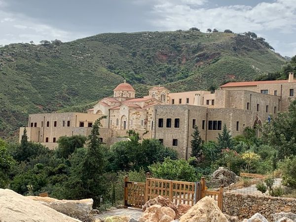 Randonnée autour des monastères