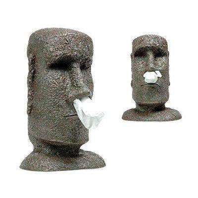 Mouchoir au nez.