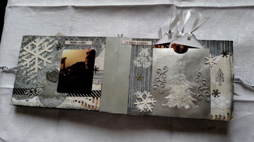 scrap mini de Noël