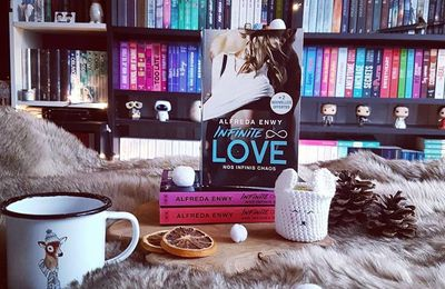 Infinite ∞ Love, tome 1 : Nos infinis chaos - Alfreda Enwy
