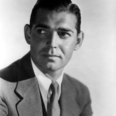 Clark Gable: biography