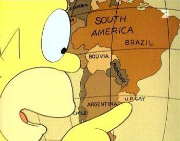 Changement en Uruguay de la numérotation téléphonique