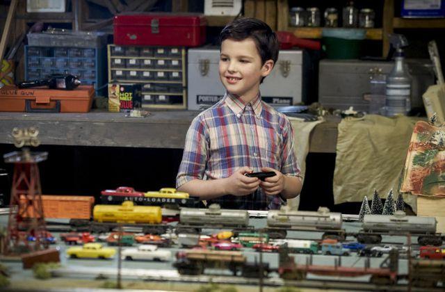 Critiques Séries : Young Sheldon. Saison 1. Pilot.