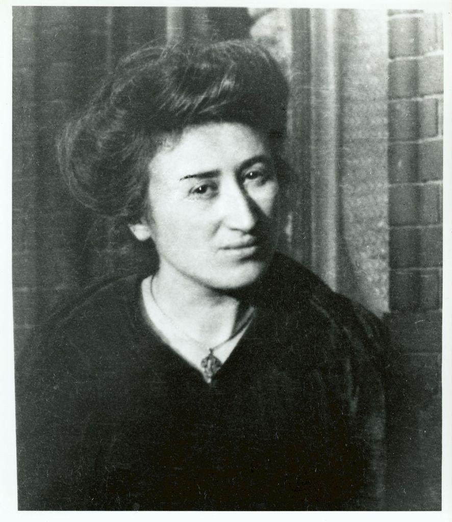 Il y a 150 ans naissait Rosa Luxemburg, figure spartakiste - par Nicolas Offenstadt, L'Humanité, 5 mars 2021