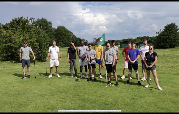 Sortie au golf de Soufflenheim…