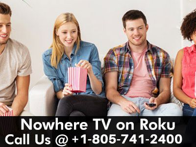 How to Add Nowhere TV on Roku?