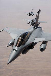 Premières frappes en Irak