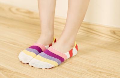 Pourquoi il est important de porter des chaussettes invisibles ?