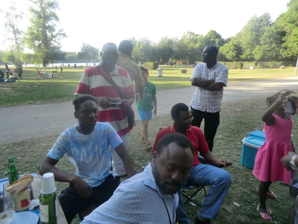 Photos Barbecue du 11 juillet 2015