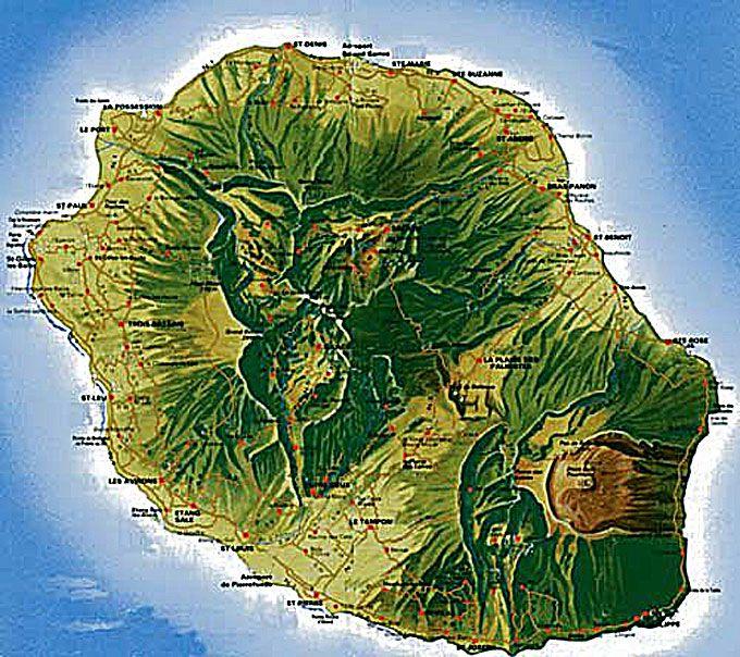 Recette de l'ile de la Réunion