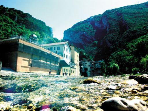 Musée de l'eau à Pont-en-Royans dans la Drôme