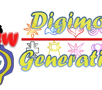 Création Série : Digimon New Generation - Saison 1 - Episode 8 (Mid-season premiere)