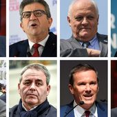 Présidentielle 2022 : quels candidats se sont déjà déclarés ?