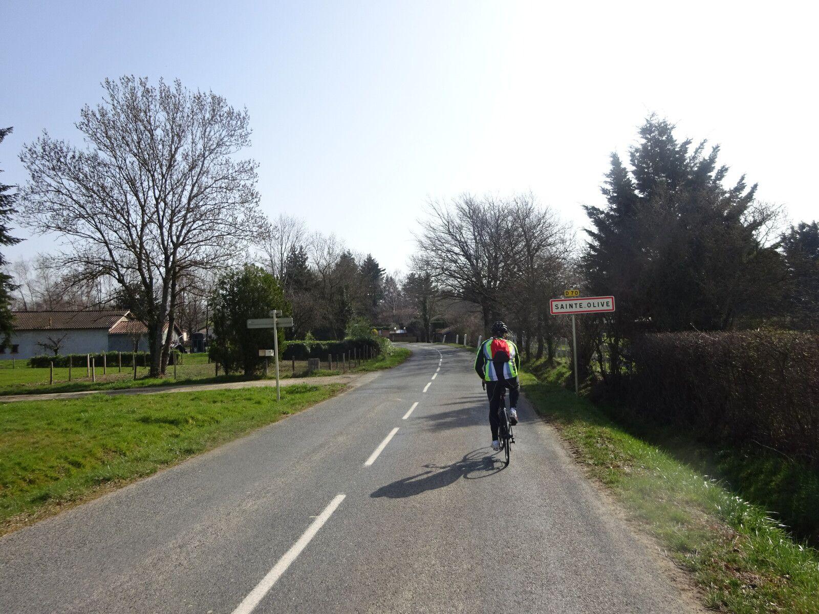 Reyrieux (69)  Sortie Promeneur  Jeudi 4 Mars 2021