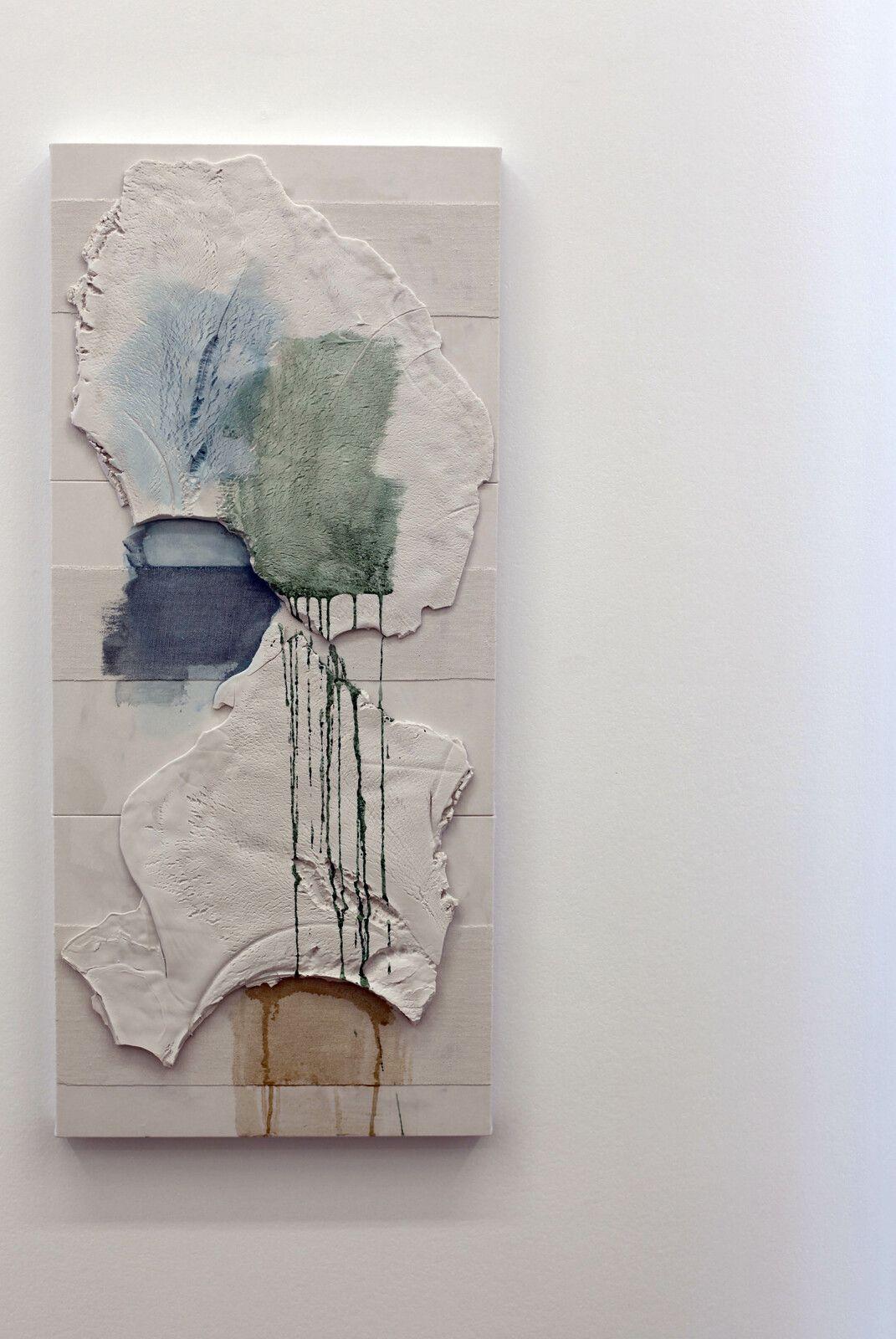 """""""Several Absences"""", 2021 de John henderson - Courtesy de la galerie Perrotin © Photo Éric Simon"""
