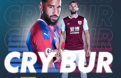 Crystal Palace / Burnley à suivre en direct ce lundi sur RMC Sport 1 et Canal+Sport !