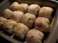Médaillons de Sole au Four Sauce Parmesan Légumes Poêlés