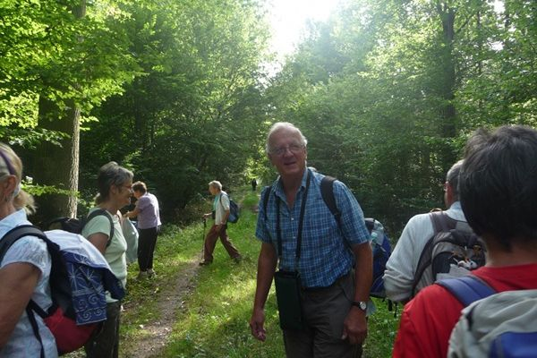 Randonnée d'Ozoir la Ferrière à Pontault Combault - 16 Km - 1/2