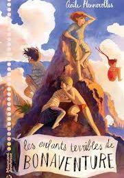Les enfants terribles de Bonaventure, Cécile Hennerolles, Magnard Jeunesse, 2019