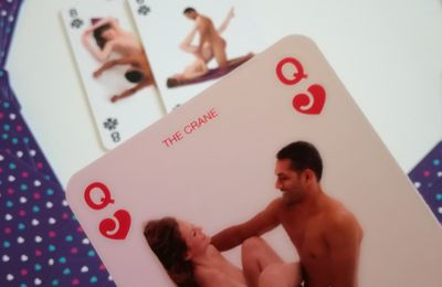 Test du Jeu de Cartes Kama Sutra de Lovehoney Oh!