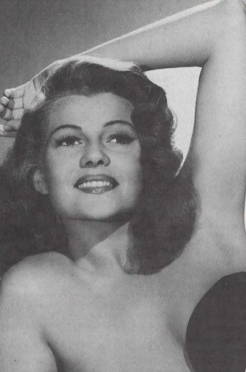 RITA HAYWORTH BIOGRAPHIE