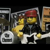 The Damned - New Rose in Lego