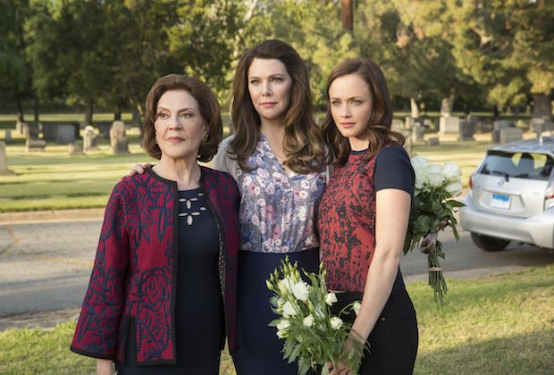Critiques Séries : Gilmore Girls : A Year in the Life. Episode 3. Summer.