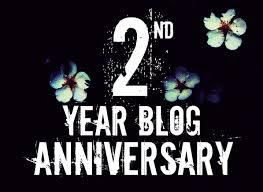 Mon BlogAnniversaire+concours international ! My BlogAnniversary + international giveaway !