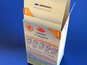 Recyclage boîtes en carton = sacs cadeaux