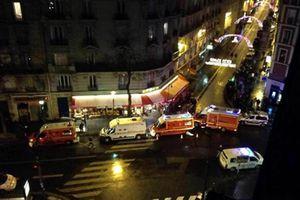Fusillade mortelle dans le Xe arrondissement de Paris.
