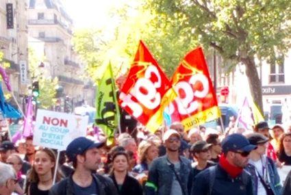France / Succès de la Fête à Macron et propagande médiatique