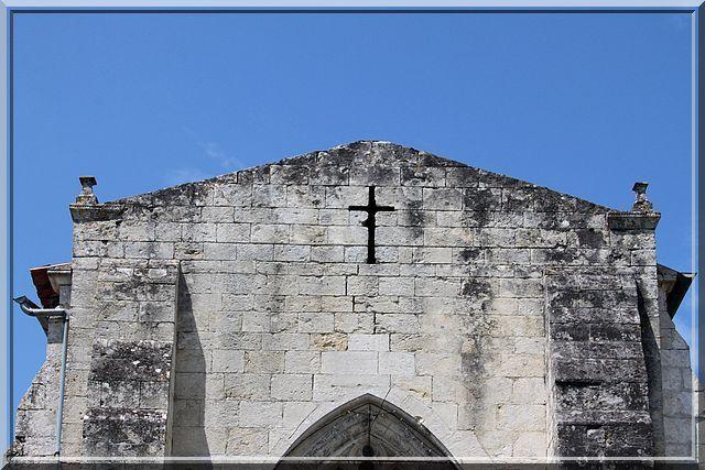 Diaporama église fortifiée de Saint Georges Antignac