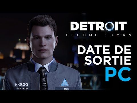 [ACTUALITE] Detroit: Become Human - Désormais disponible sur PC via l'Epic Games Store