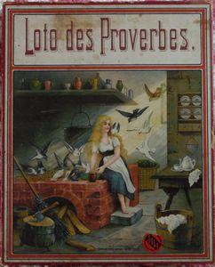 LOTOS des PROVERBES et  REBUS