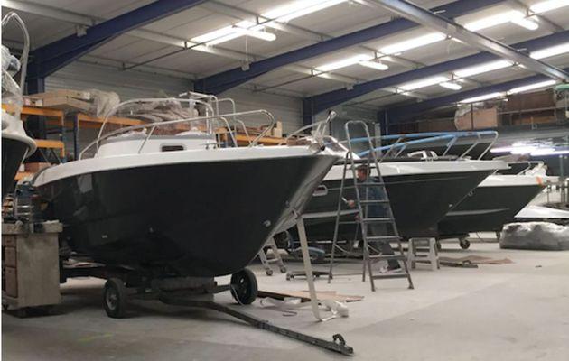 Le chantier bordelais B2 Marine déménage dans une nouvelle usine